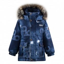 Парка для мальчика зима 2019-2020 lenne wolf 19339a/6800