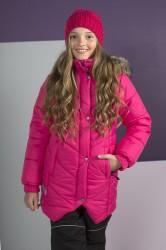 Lenne Pearl пальто для девочки фуксия, подросток