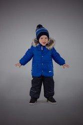 Lenne Gent куртка для мальчика синяя