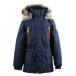 Lenne Rowen зимняя куртка парка для темно-синяя