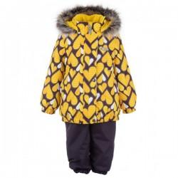 Зимний комплект для девочки lenne riona 20320A/1090