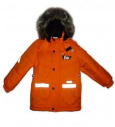 Lenne Color куртка для мальчика (оранжевая)
