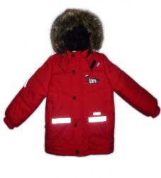 Lenne Color куртка для мальчика (красная)
