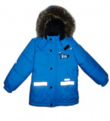 Lenne Color куртка для мальчика (голубая)