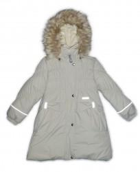 Lenne Coral пальто для девочки (бежевое)