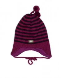 Lenne Don шапка для девочки (фуксия)