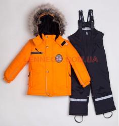 Lenne Duck+Jack комплект для мальчика оранжевый