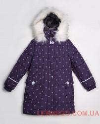 Lenne Liisa пальто для девочки горох