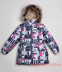 Lenne Ally удлиненная куртка парка для девочки