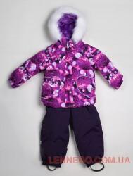 Lenne Mimmi комплект для девочки фиолетовий
