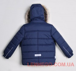 Lenne Gent куртка для мальчика темно-синя