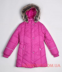 Lenne Pealry пальто для девочки фуксия, подросток