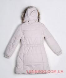Lenne Isabel пальто для девочки бежевое, подросток