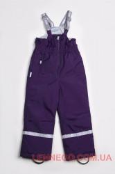 Полукомбинезон для девочки heidi фиолетовый