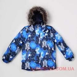 Lenne Alex куртка для мальчика, синяя
