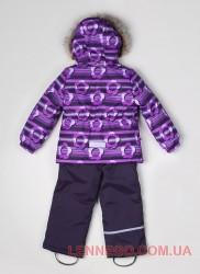 Lenne Robina комплект для девочки фиолетовый