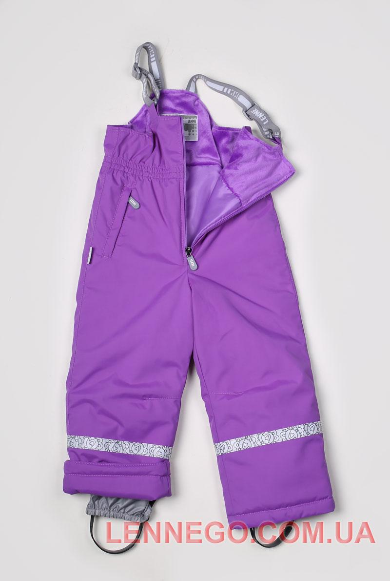 Lenne Heidi полукомбинезон для девочки, фиолетовый