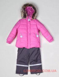 Lenne Maria+Heidi комплект для девочки розовый