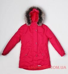 Lenne Tiffy куртка парка для девочки ягодная, подросток