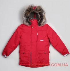 Lenne Woody куртка парка для мальчика, красная подросток