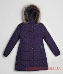Пальто для девочки lenne isabel горох