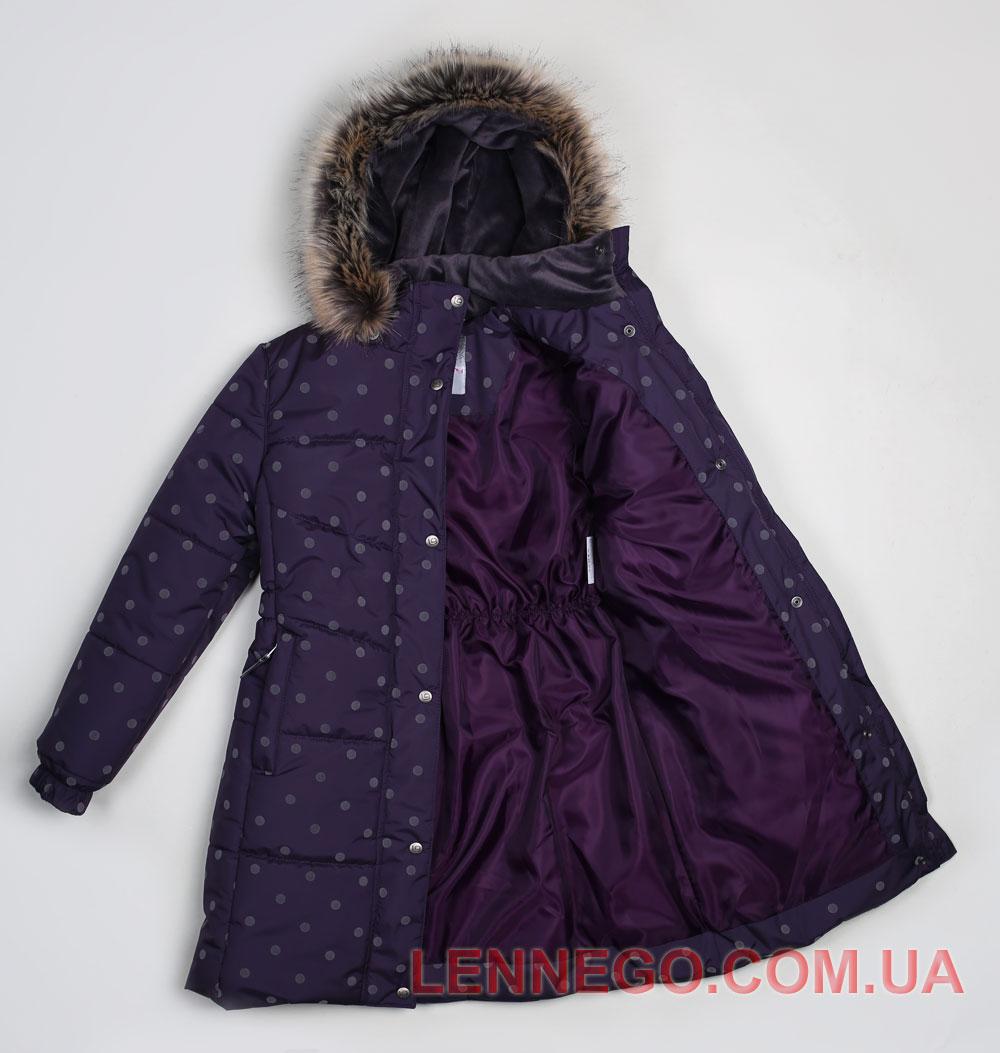 Lenne Isabel пальто для девочки горох, подросток