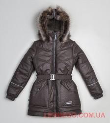 Пальто для девочки lenne greta 17361/801