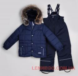 Lenne Gent+Jack комплект для мальчика темно-синий