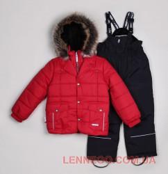 Lenne Gent+Jack комплект для мальчика красный