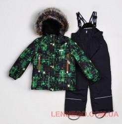 Lenne Chip+Jack комплект для мальчика зеленый