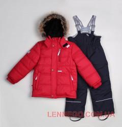 Lenne Leif+Jack комплект для мальчика красный