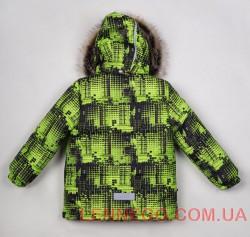 Lenne City куртка для мальчика, салатовая