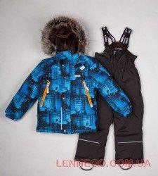 Lenne CIty+Jack комплект для мальчика бирюзовый