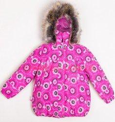 Lenne Emily куртка для девочки (розовая)