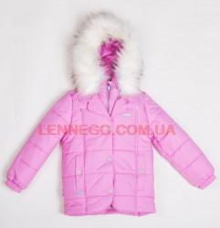 Lenne Alice куртка для девочки розовая