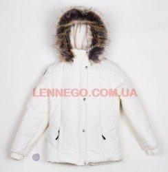 Lenne Clara куртка для девочки молочная, подросток