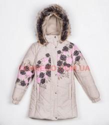 Lenne Lucy пальто для девочки (бежевое)