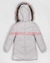 Lenne Pearl пальто для девочки бежевое, подросток
