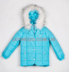 Lenne Alice куртка для девочки бирюзовая