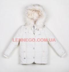 Lenne Alice куртка для девочки молочная