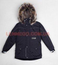 Lenne Forrester куртка парка для мальчика, черная подросток