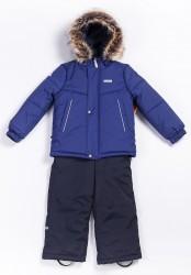 Зимний комплект для мальчика (куртка+полукомбинезон) Lenne Robby 20724/936