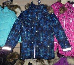 Lenne Sonny куртка для мальчика, синяя подросток