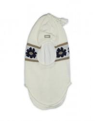 Lenne Polly шлем для девочки (молочная)