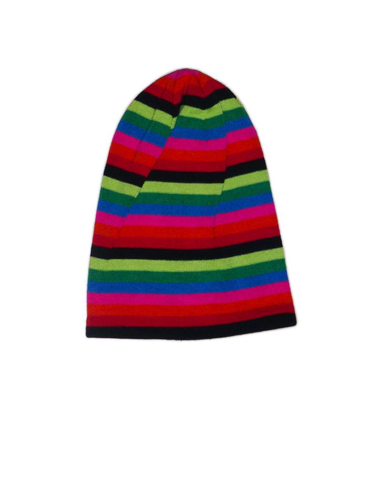 Lenne Stripe шапка для девочки