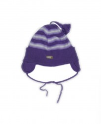 Lenne Tom шапка для девочки (сиреневый)