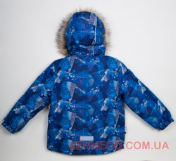 Lenne Alex зимняя куртка для мальчика синяя