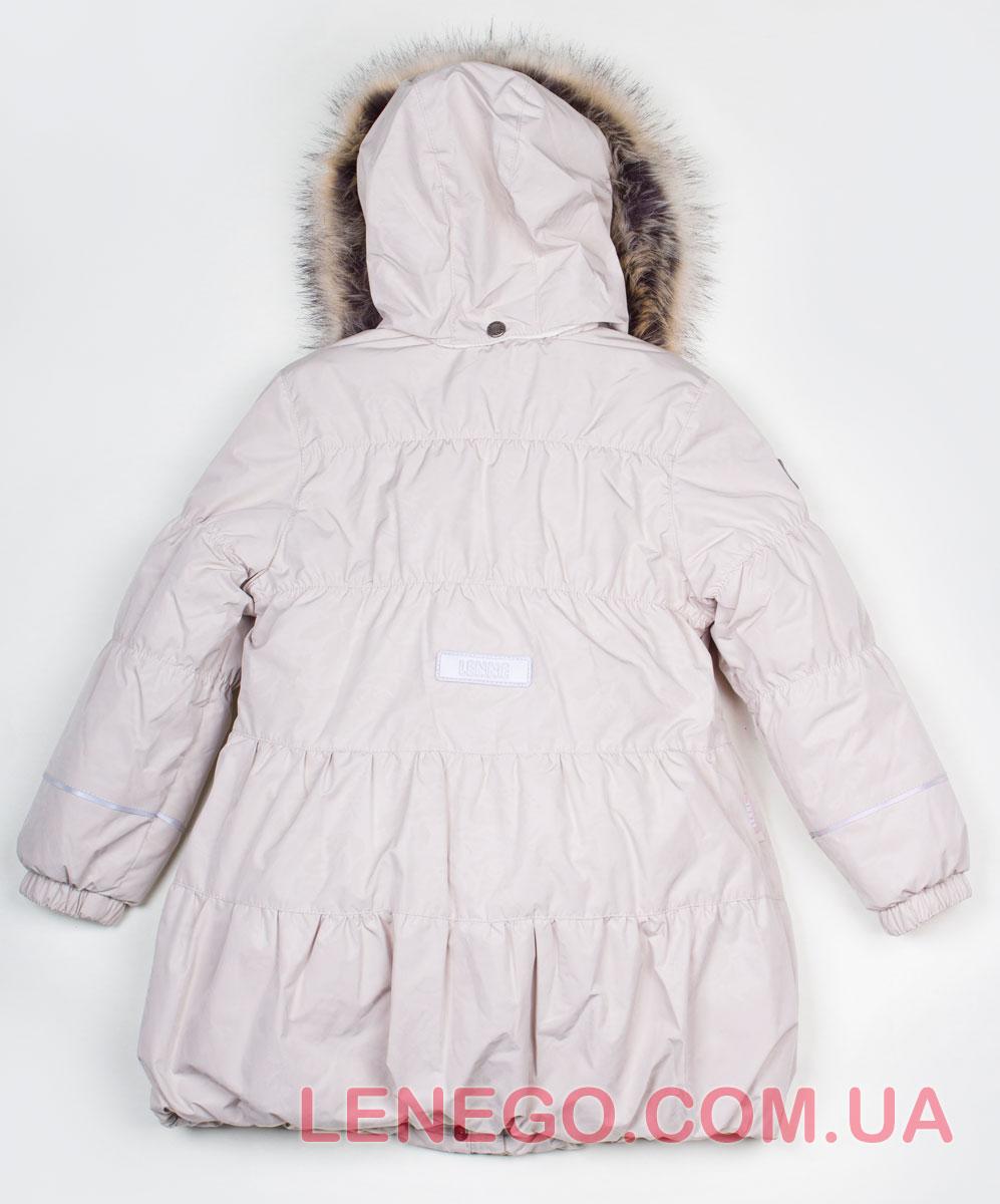 Lenne Alice пальто для девочки бежевое
