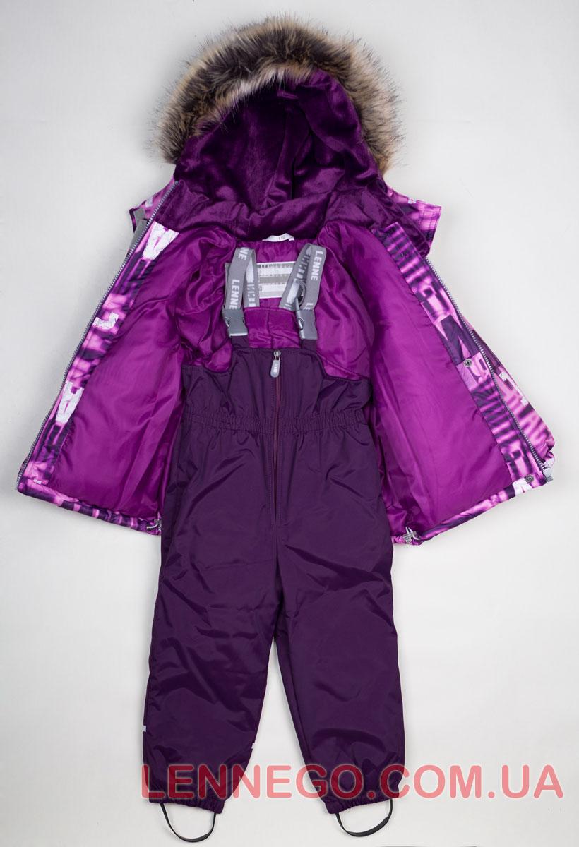 Lenne Britt комплект для девочки фиолетовый