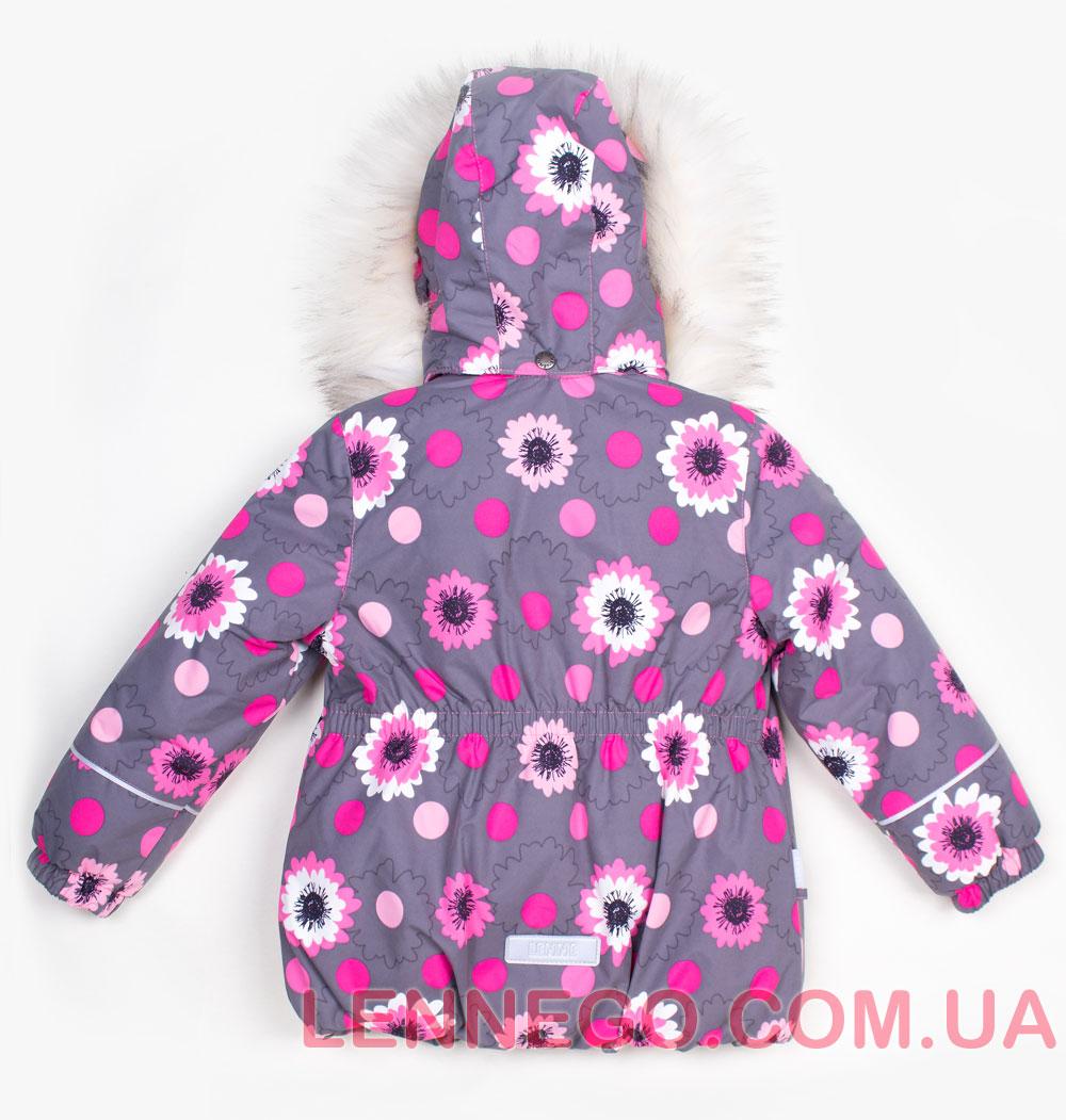 Lenne Emily куртка для девочки серая